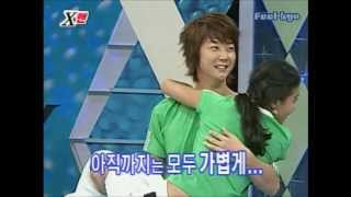 Video [ENG SUB] Shin Hyesung and Hwangbo funny moments X-Man download MP3, 3GP, MP4, WEBM, AVI, FLV Agustus 2018