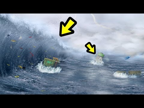 GTA 5 - The BIGGEST Tsunami Just Got BIGGER!!