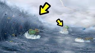 GTA 5 - The BIGGEST Tsunami Just Got BIGGER!!