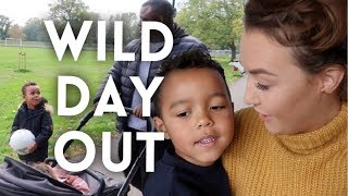 WILD TIMES WITH THE GANG! | AD