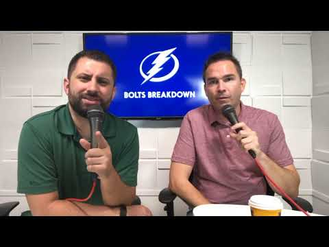 Ron And JP - Bolts Breakdown with Jay Recher and Bryan Burns (11/13/18)