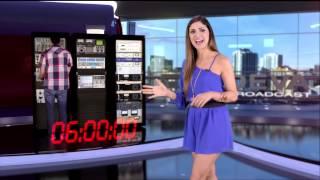 DEVA DB4004 - Receptor de Monitoreo y Monitor de Modulación de Radio FM