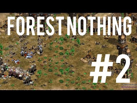 Forest Nothing 4v4   Big Action w/ DAVE   Game #2