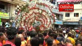 Shree Balabhadra - Pahandi - Ratha Yatra - Puri 2014