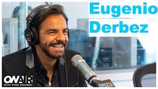Eugenio Derbez Reveals the Best Fun Fact We've Ever Heard | On Air With Ryan Seacrest