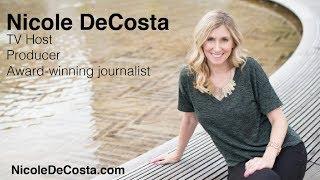 Nicole DeCosta's TV Host Reel