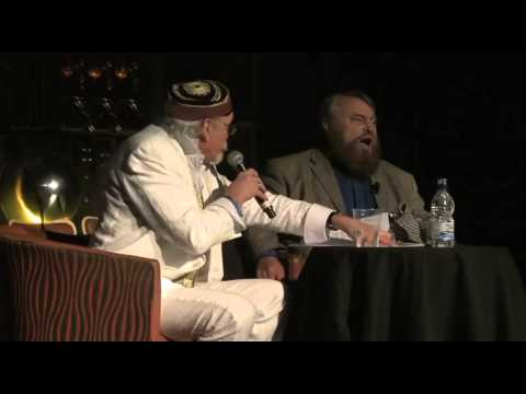 Robert Rankin Interviews Brian Blessed at SFW4