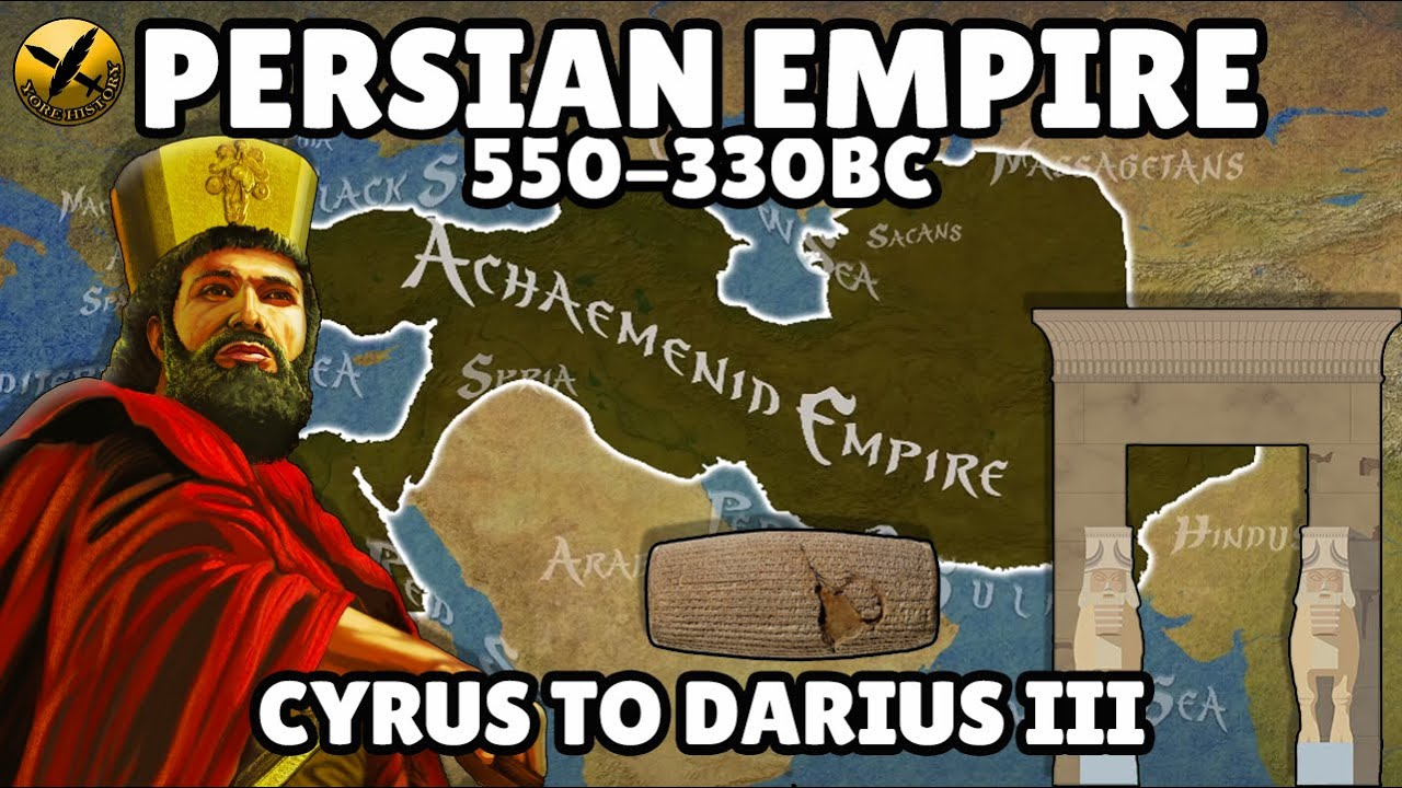 Persian Empire - Rise and Fall from Cyrus to Darius III - All Episodes