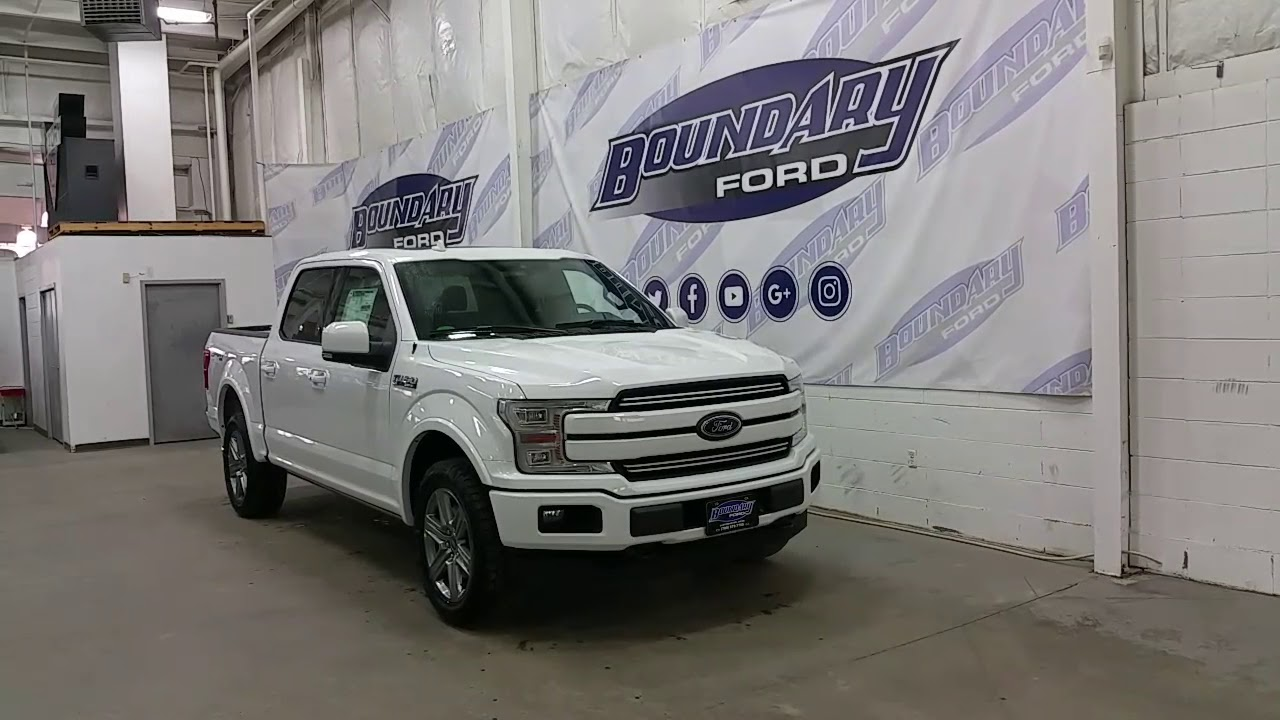 2018 Ford F-150 Lariat Sport W/ Ecoboost, 10 Speed, Twin ...