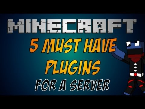 MineCraft- 5 Plugins You Must Have on a Server!