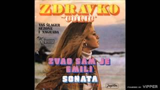Zdravko Colic - Zvao sam je Emili - (Audio 1975)