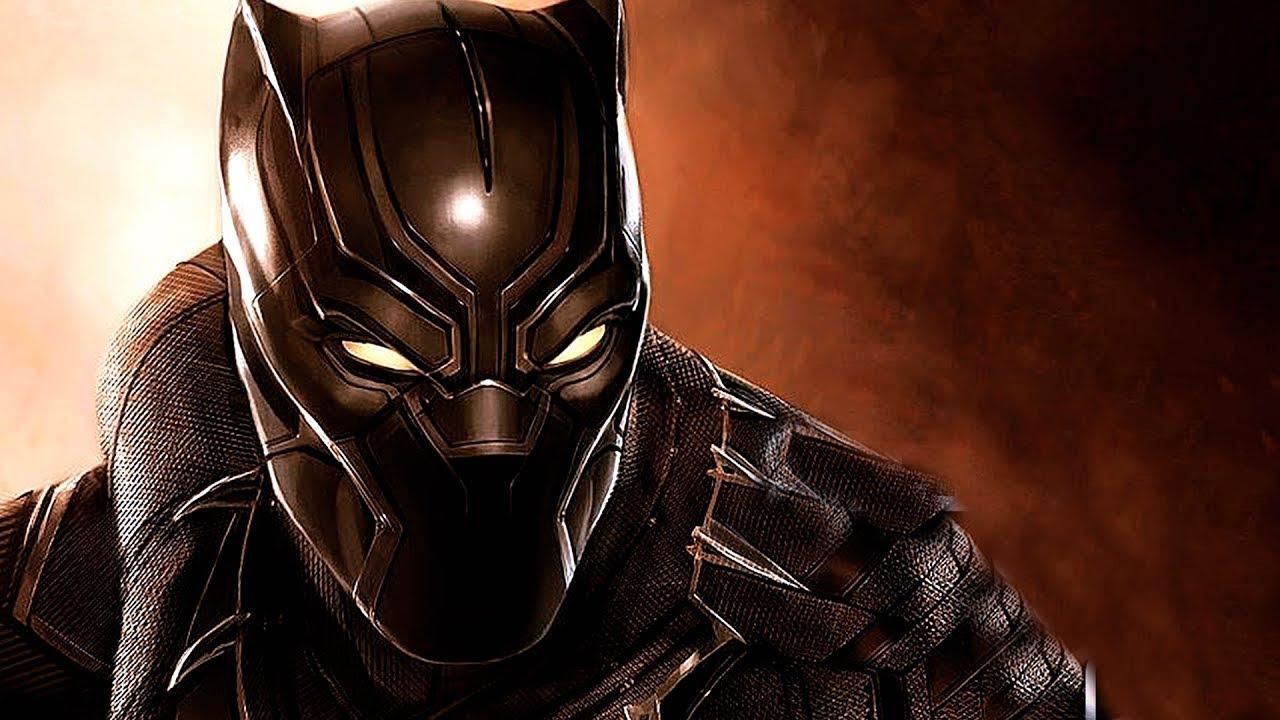 Pantera Negra: PANTERA NEGRA Trailer Brasileiro Legendado (Marvel