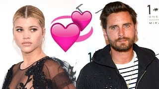 Sofia Richie Explains Why She & Scott Disick Are a PERFECT Couple: