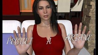 CONSEGUI PEGAR A ARIANE!!! - Date Ariane [+18]