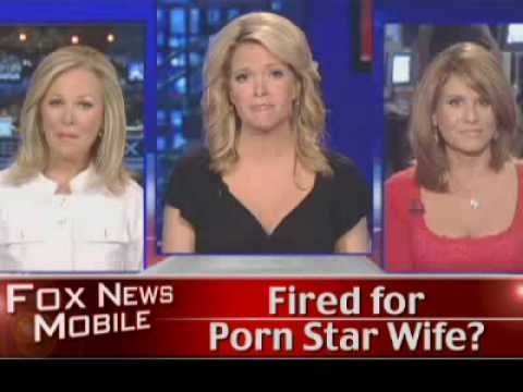 wife porn star Fired over