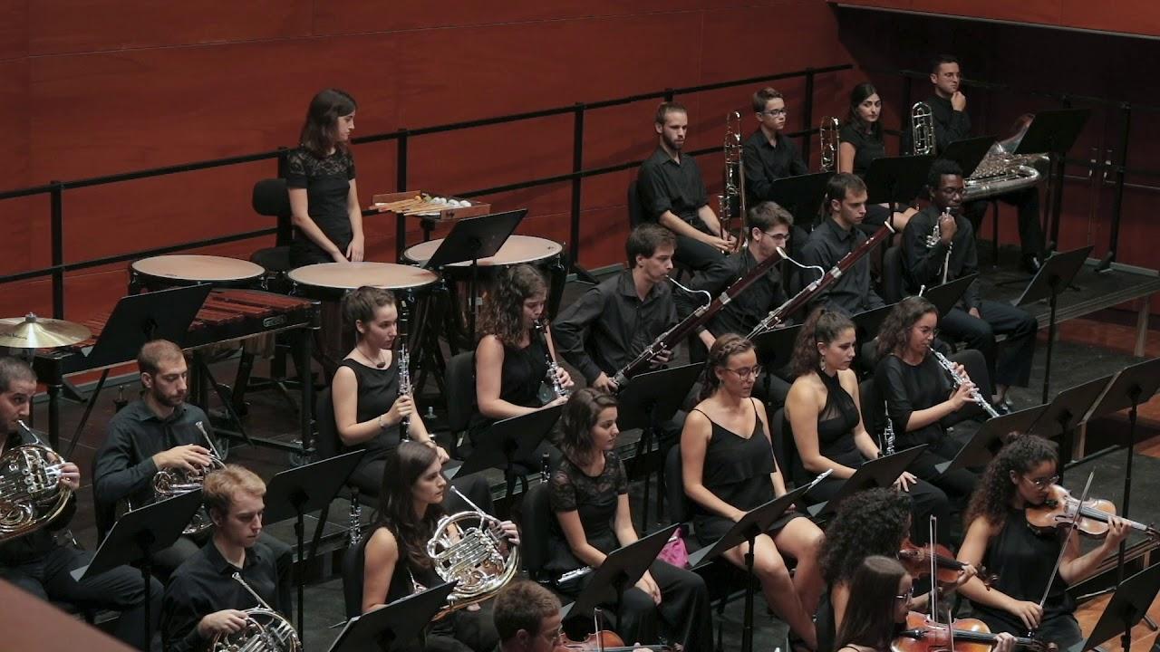 EOIB - A.Dvorák: Simfonia núm.8: IV. Allegro ma non troppo