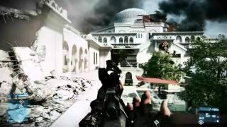 Battlefield 3: Close Quarters, Donya Fortress Gameplay