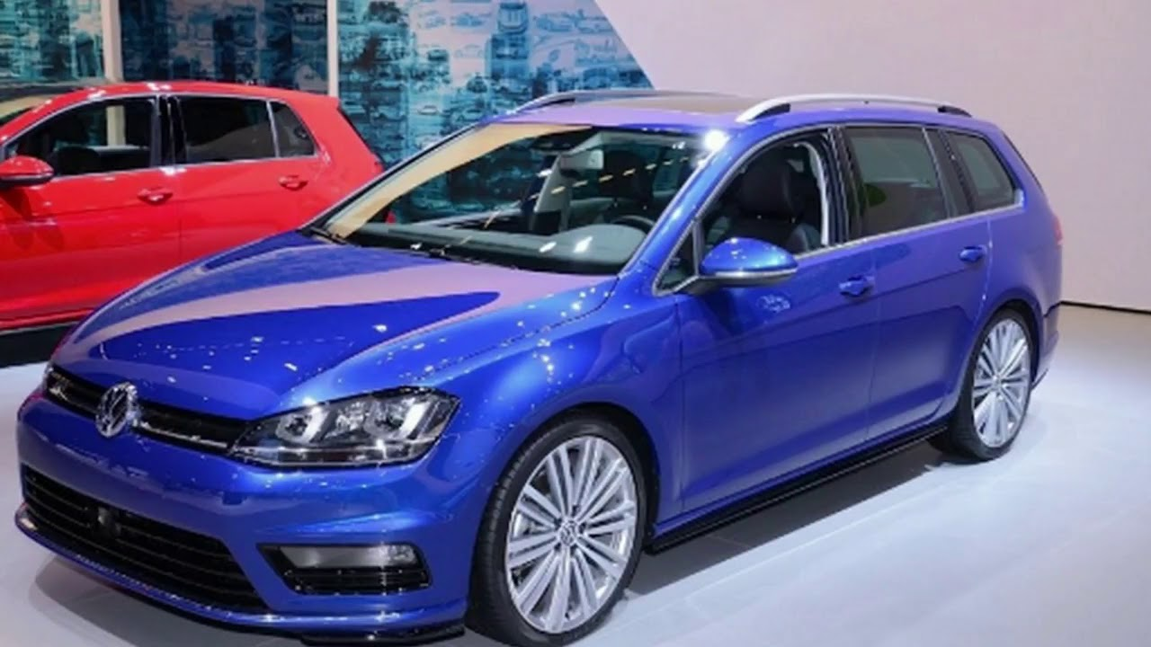 2019 volkswagen golf sportwagen redesign - youtube