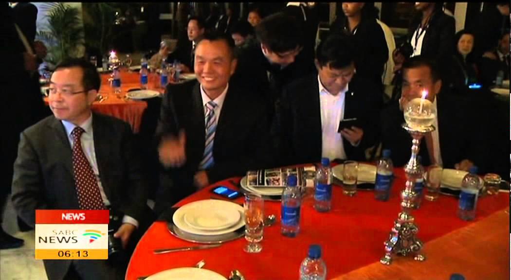 Ace Magashule hosted China-SA Week gala dinner in Bloemfonten
