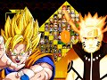 Dragon Ball vs Naruto M.U.G.E.N (Hi-Res) DOWNLOAD by Ristar87
