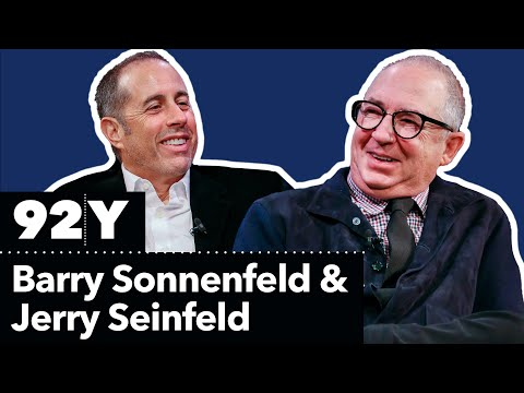 Barry Sonnenfeld and Jerry Seinfeld in Conversation