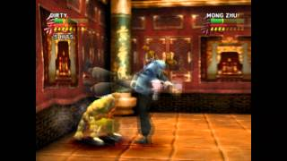 Wu-Tang: Shaolin Style playthrough part 3