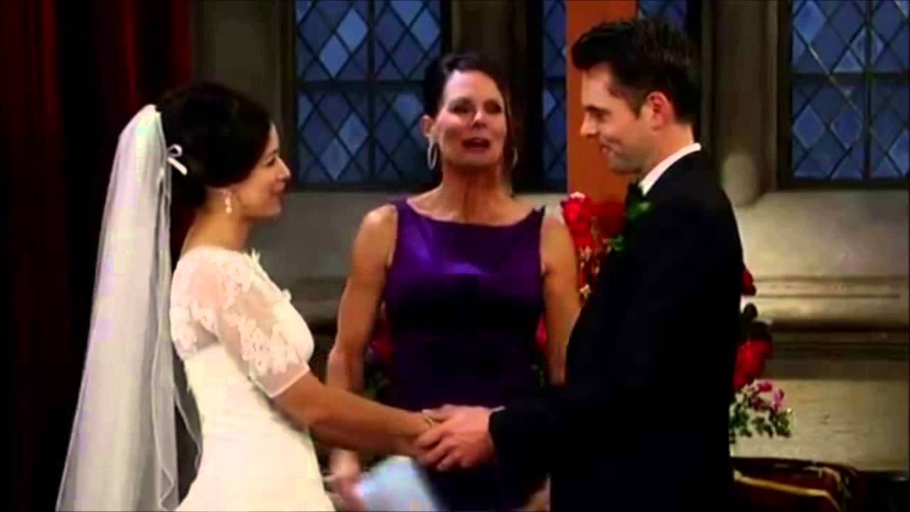 gh patrick and sabrina 12213 the wedding youtube
