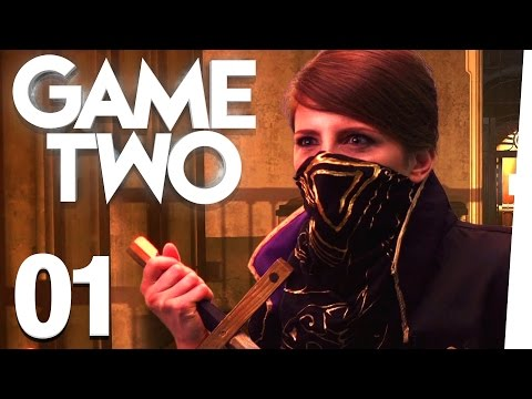 Game Two #01 | Dishonored 2, Call of Duty: Infinite Warfare, Playstation Pro
