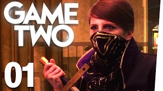 Game Two #001 | Dishonored 2, Call of Duty: Infinite Warfare, Playstation Pro
