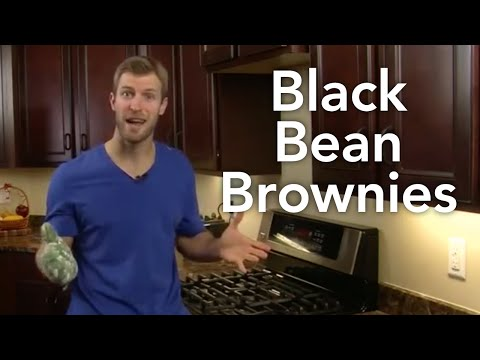 How To Make Black Bean Brownies-Transform Your Kitchen-Ep. #39
