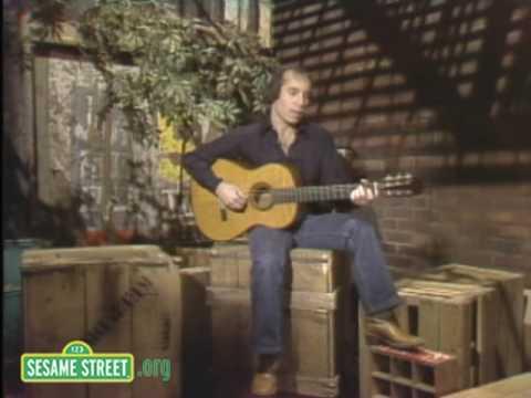 Sesame Street: Paul Simon Sings El Condor Pasa
