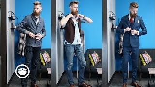 Three Looks For Your Dress Shoes | Eric Bandholz thumbnail