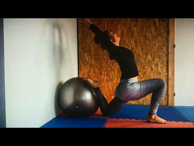 Yoga con Nata Zen : Estira Psoas e Isquiotibiales y olvídate de tus lumbalgias ☝😎💪