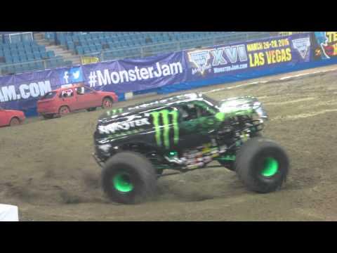 Monster Jam 2014   Arnhem   Gelredome
