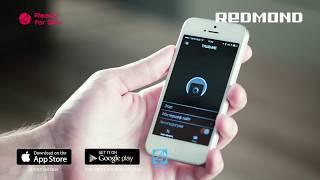 Умная мультикухня Redmond SkyKitchen RMK-CB391S с управлением со смартфона