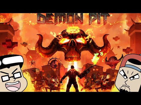 THK and Jay play Demon Pit |