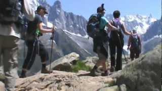 Tour du Mont Blanc Promo