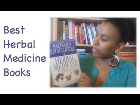 My favourite Herbal Medicine Books
