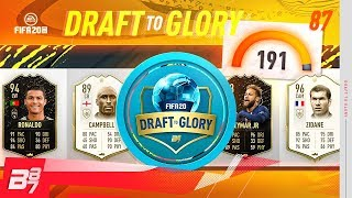 191! WHAT A DRAFT THIS IS! | FIFA 20 DRAFT TO GLORY #87