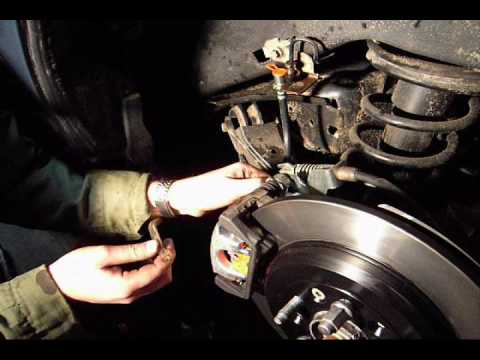 Rear Caliper Replacement Part 2 Of 2 Mercury Montego AWD