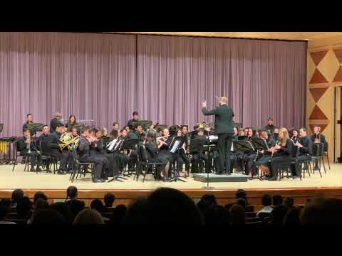 Kastner Intermediate Symphonic Band: Selections From the Greatest Showman