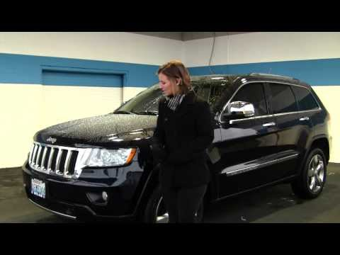 Virtual Walk Around Tour of a 2011 Jeep Grand Cherokee Limited at Milam Truck Country in Puyallup, W