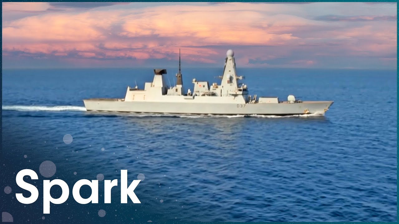 HMS Duncan Takes On Iranian Forces Holding British Hostages!