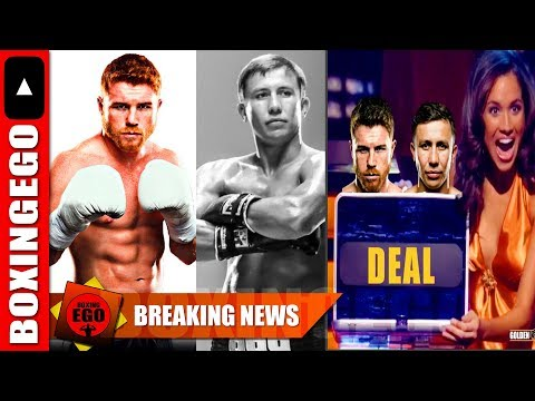 (ITS ON!!!) CANELO VS GOLOVKIN 2 SUPER FIGHT (REMATCH) FIGHT DONE OFFICIAL - BREAKING NEWS - FINAL