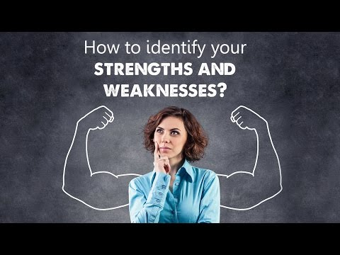How to identify your strengths and weaknesses | Spiritual | Enlightenment | Inspirational