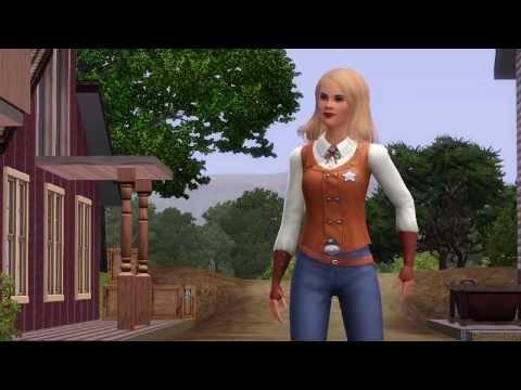 The Sims 3 Movie Stuff Tanıtım Videosu