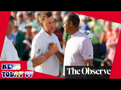 Tiger Woods' roar is back at Augusta but Ian Poulter is no passenger | Andy Bull