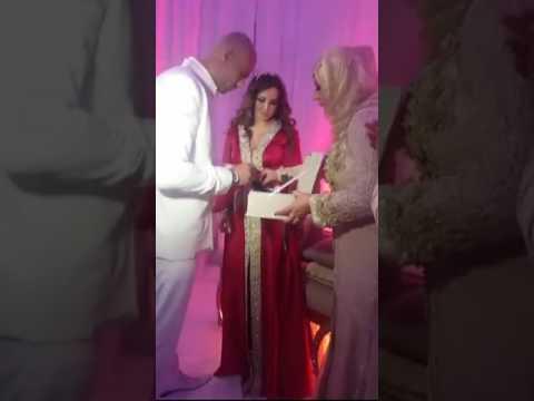 Mariage de Amna Fakher