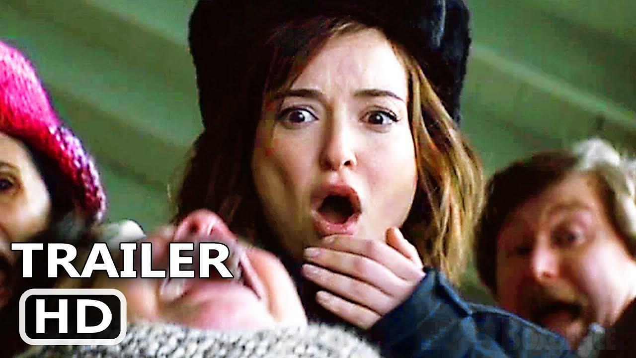 WEREWOLVES WITHIN Trailer 2 (NEW 2021) Milana Vayntrub ...