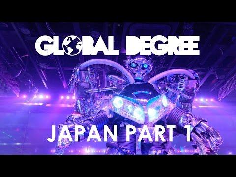Japan - Fighting Robots In Tokyo